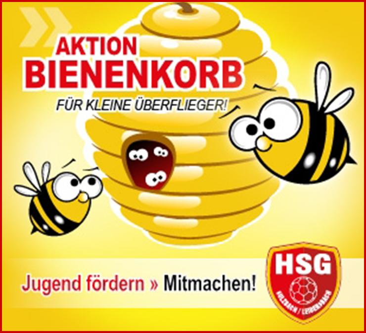 Aktion Bienenkorb: Für kleine Überflieger. Jugend fördern und mitmachen!