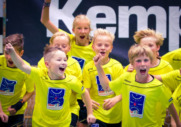 Kempa-Handball-Camp