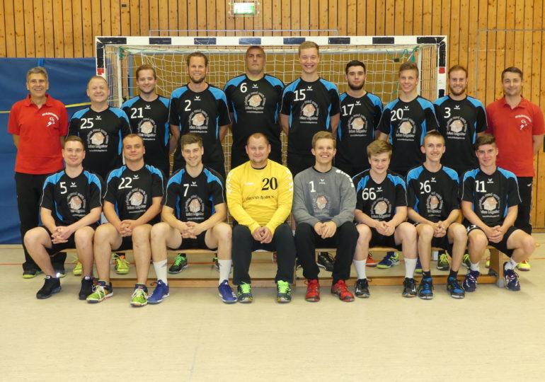 Zweites Testspiel der Männermannschaft