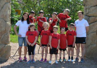 Bambini Turnier in Niedernberg
