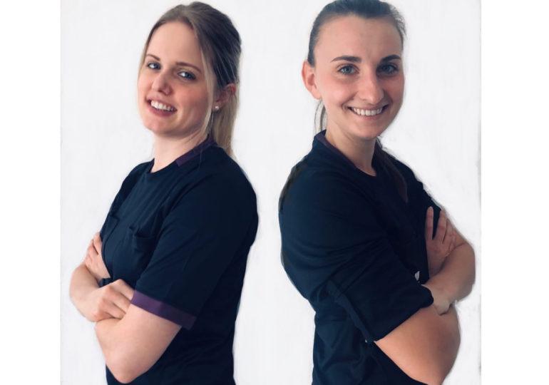 Aufstieg unseres Schiedsrichtergespanns Isabelle Giegerich und Franziska Mecke in den Kader des Hessischen Handballverbandes