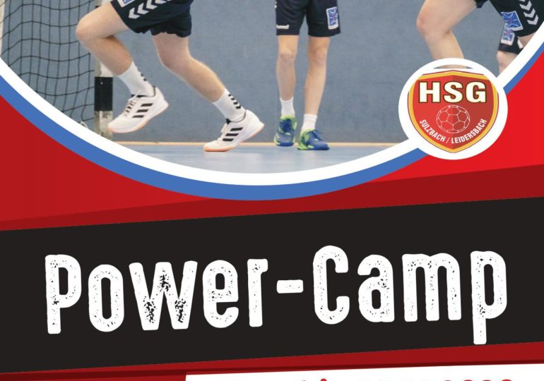 Handball Power-Camp