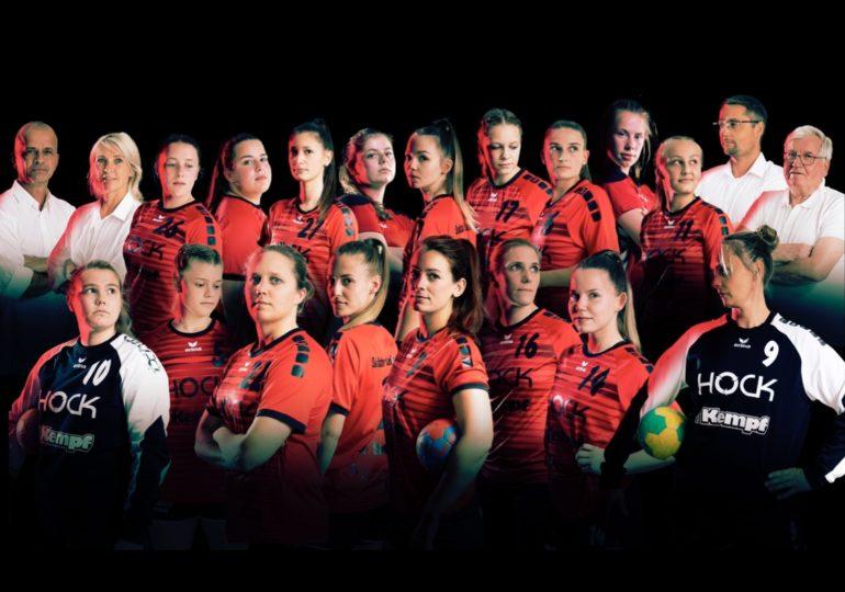 Online Training bei unserer Damenmannschaft erweist sich als gute Alternative