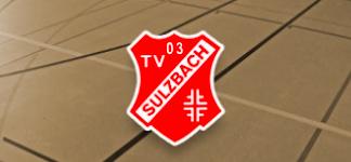 Mitteilung zur Jahreshauptversammlung des Turnverein 1903 e.V. Sulzbach