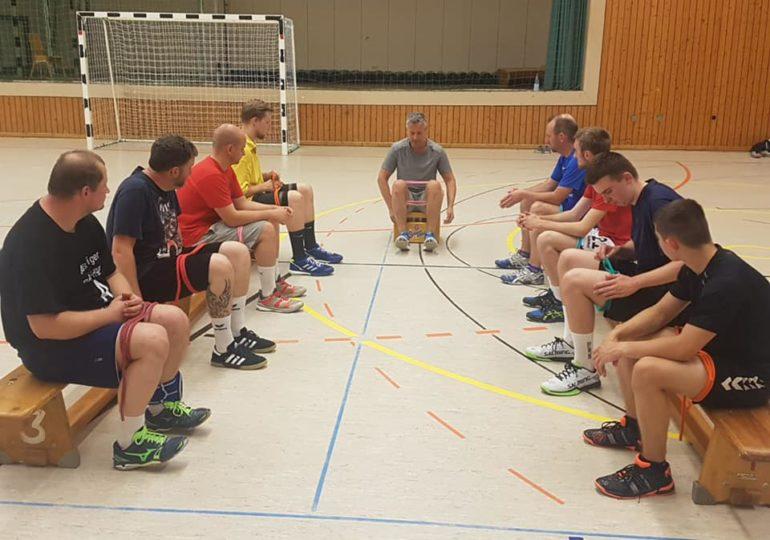 Männer 2 starten in die Vorbereitung